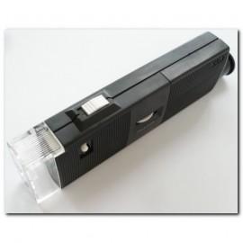 GIB Podświetlany mikroskop x60 x80 x100