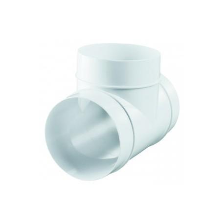 Trójnik redukcyjny 3x150mm plastikowy