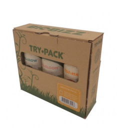 BIOBIZZ TRYPACK INDOOR 3X250ML