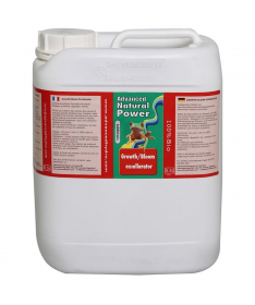 GROWTH/BLOOM EXCELLARATOR 5L STYMULATOR WZROSTU I KWITNIENIA - ADVANCED HYDROPONICS OF HOLLAND