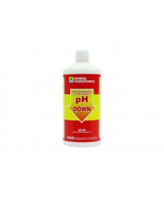 GHE pH DOWN MINUS 1L