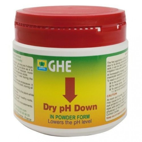 GHE pH DOWN proszek 250g
