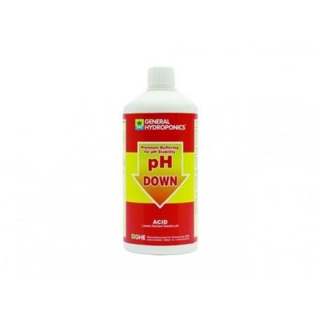 GHE pH DOWN MINUS 5L