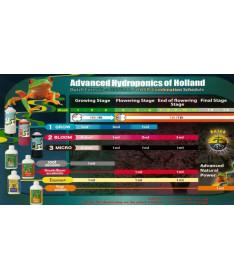 DUTCH FORMULA 1 GROW 0,5L, NAWÓZ NA WZROST - ADVANCED HYDROPONICS OF HOLLAND