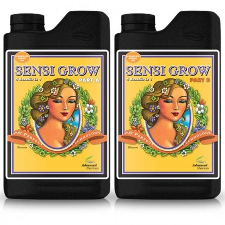 Sensi GROW A i B 2x500ml Advanced Nutrients