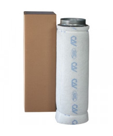 CAN-LITE Filtr Węglowy Metal fi250mm 1500-1650m3/h