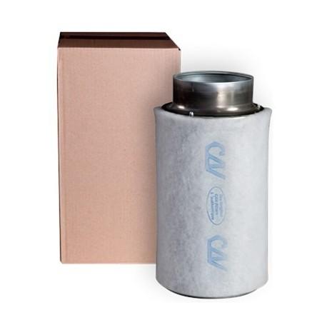 CAN LITE Filtr Węglowy Metal fi160mm 425-467m3/h