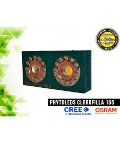 Phytolite Lampa LED Clorofilla 172W/165W, LED CREE CXB3070 COB+LED Osram SSL80, do uprawy roślin