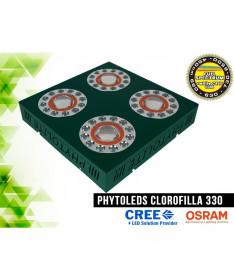 Phytolite Lampa LED Clorofilla 330W, LED CREE CXB3070 COB+LED Osram SSL80, do uprawy roślin