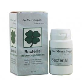 No Mercy Bacteria 50ml, Bakterie azotowe