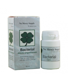 No Mercy Bacteria 200ml, Bakterie azotowe