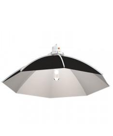 Secret Jardin Odbłyśnik Daisy fi80mm parasolowy, kompatybilny CMH