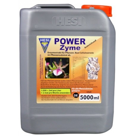 Hesi Power Zyme 5l, Poprawia mikroflorę i podnosi odporność