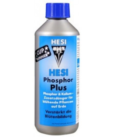 Hesi Phosphorus Plus 500ml - Formacje kwiatowe są jeszcze piękniejsze