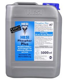 Hesi Phosphorus Plus 5l - Formacje kwiatowe są jeszcze piękniejsze