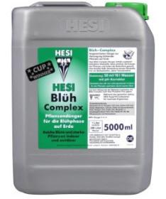 Hesi Bloom Complex 5l - Nawóz na fazę kwitnienia + witaminy i minerały