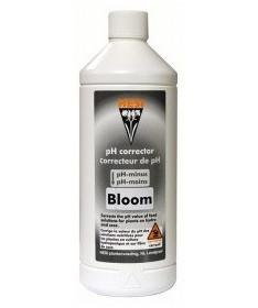 Hesi pH MINUS Bloom 1l, Obniża poziom pH w roztworze odżywczym