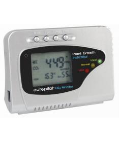 Elektr.monitor CO2 pomiar ciągły - Hydrofarm Autopilot Apcem