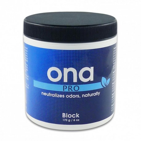 ONA BLOK PRO 170GR/6OZ