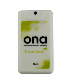 ONA Spray Fresh Linen 12ml kieszonkowy spray