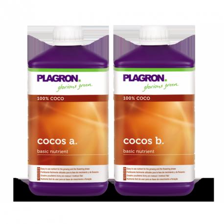 PLAGRON COCOS A/B 2*1L
