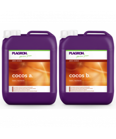 PLAGRON COCOS A/B 2*5L