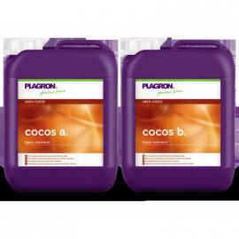 PLAGRON COCOS A/B 2*20L