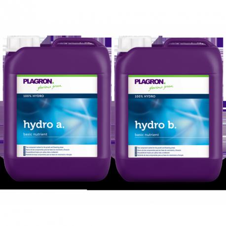 PLAGRON HYDRO A/B 2*10L