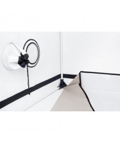 HomeBox WHITE-AMBIENT AQ60, PAR+, (60x60x120)