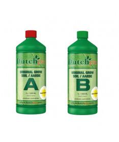 DUTCHPRO SOIL BLOOM A/B 2*1L SOFT WATER