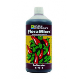 GHE Flora Mikro woda miękka 1l