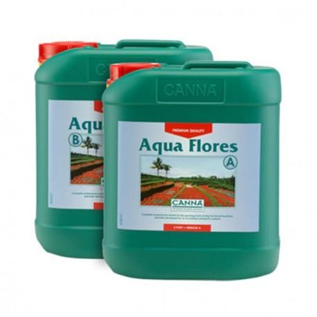 CANNA AQUA FLORES A/B 2*5L