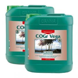 CANNA COCO COGR VEGA A/B 2*5L