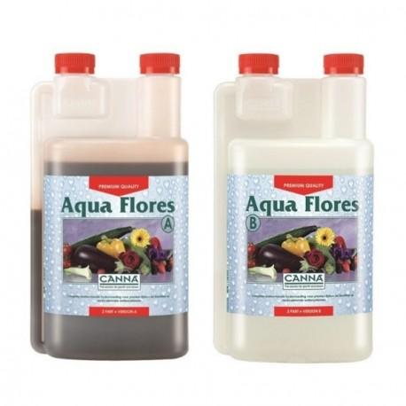 CANNA AQUA FLORES A/B 2*1L