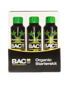BAC Organic Starterskit - Podstawowy zestaw organicznych odżywek