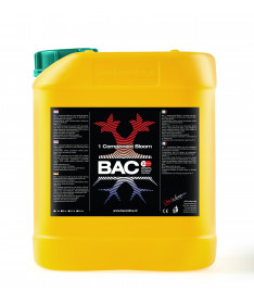 BAC 1 Component Bloom 5l - nawóz na fazę kwitnienia