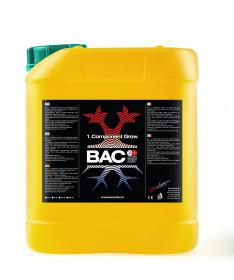 BAC 1 Component Grow 5l - nawóz na fazę wzrostu