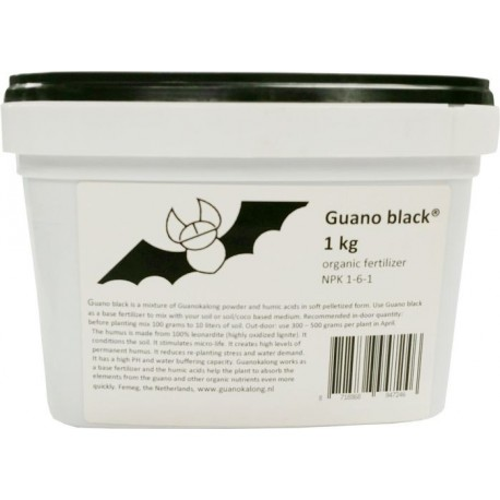 Guanokalong Black 1kg