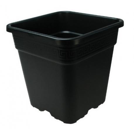 Doniczka plastikowa kwadratowa 30.5cm x 30.5cm x 30.5cm - 18l