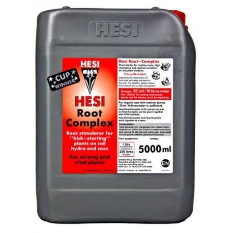 Hesi Root Complex 5l - Eliksir dla młodych roślin i ukorzeniacz