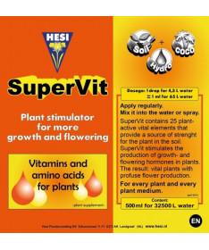 Hesi Super Vit 500ml, Skoncentrowana mieszanina witamin i aminokwasów