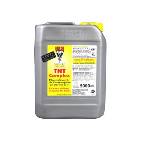Hesi TNT Complex 10l - Zapewnia zdrowy i witalny wzrost