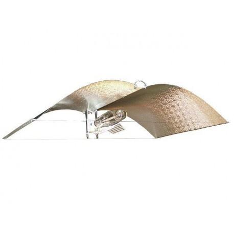Odbłyśnik Average Silver Large + Spreader, STUCCO 97% 1000W Duży Adjust A Wings
