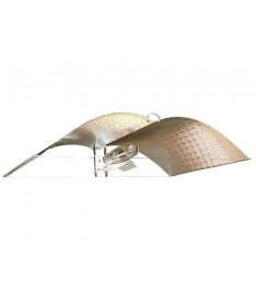 Odbłyśnik Average Silver MEDIUM + Spreader, STUCCO 97% 400-600W Średni Adjust A Wings
