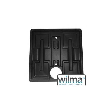 Taca do zbiornika WILMA 4x11l 73,5x73,5xh9cm
